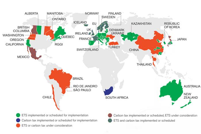 carbonpricingworldmap